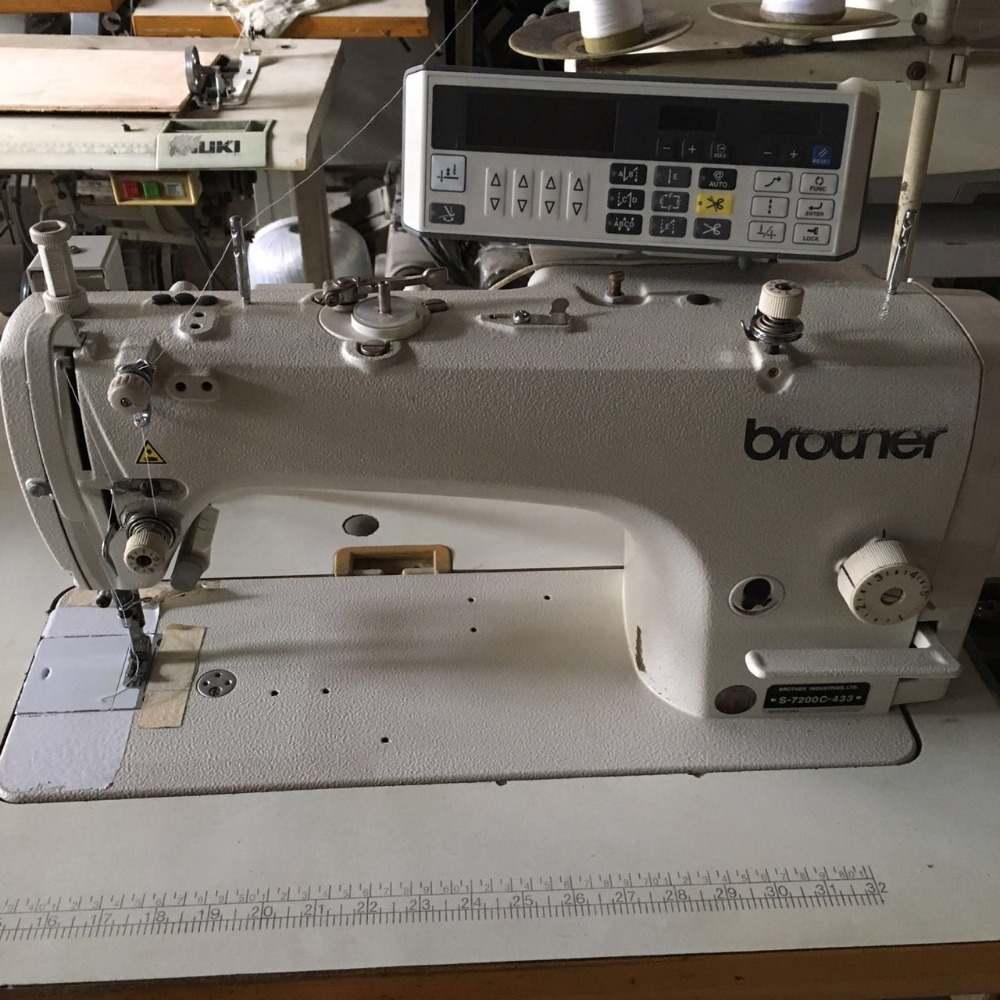 maquina de coser brother industrial