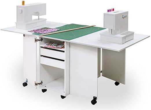 mueble para maquinas de coser comfort 9