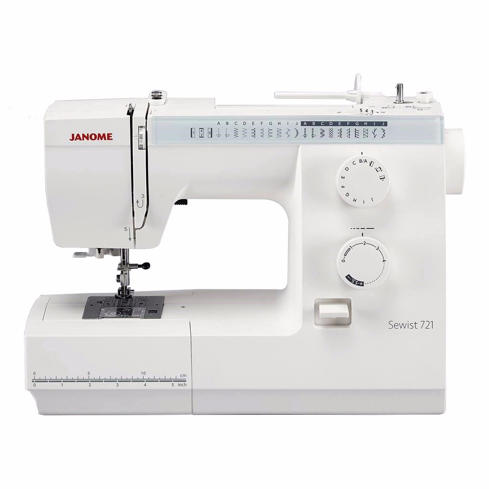 maquina coser janome