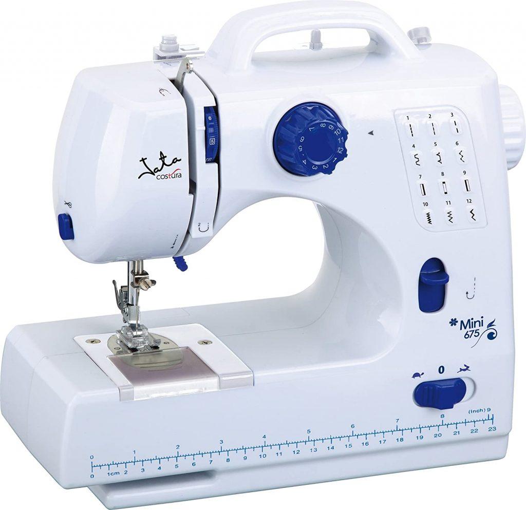 mini maquina coser jata