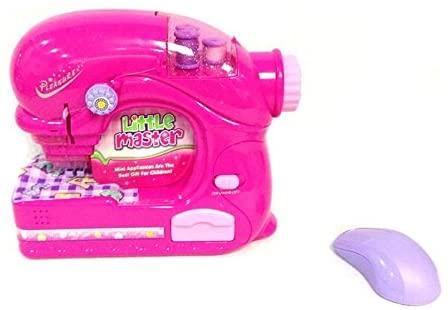 maquina coser juguete