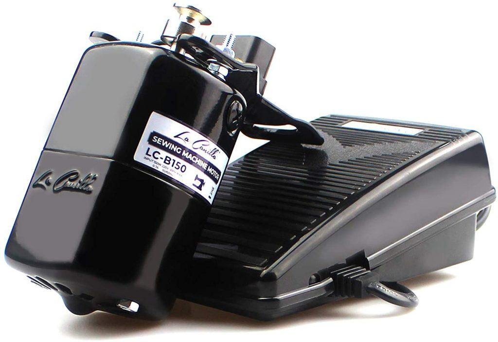 la canilla motor para maquina de coser