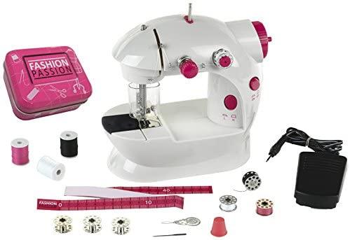 maquina de coser infantil a baterias