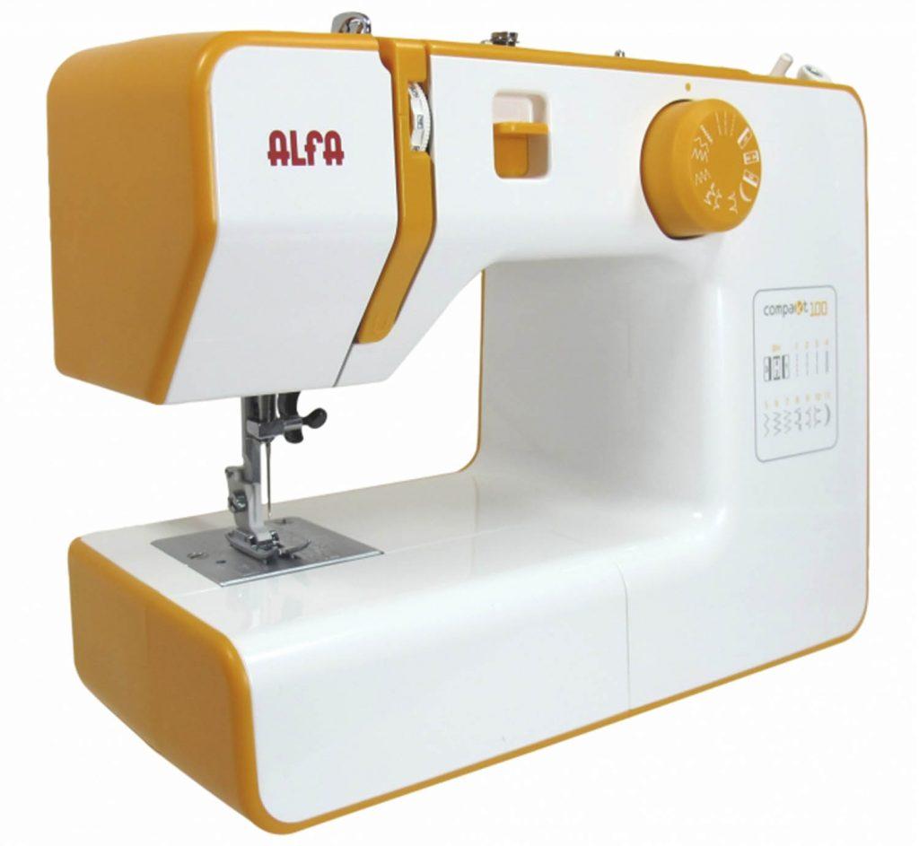 maquina de coser alfa gijon