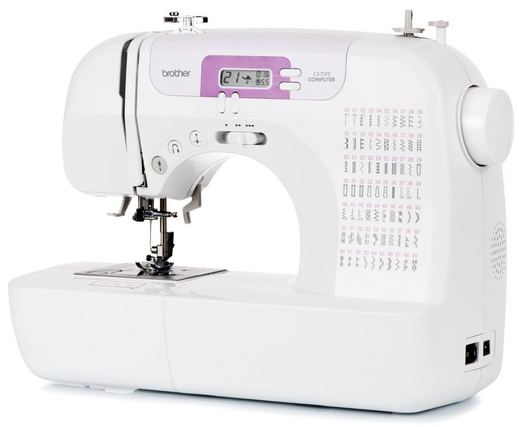 maquina coser brother industrial