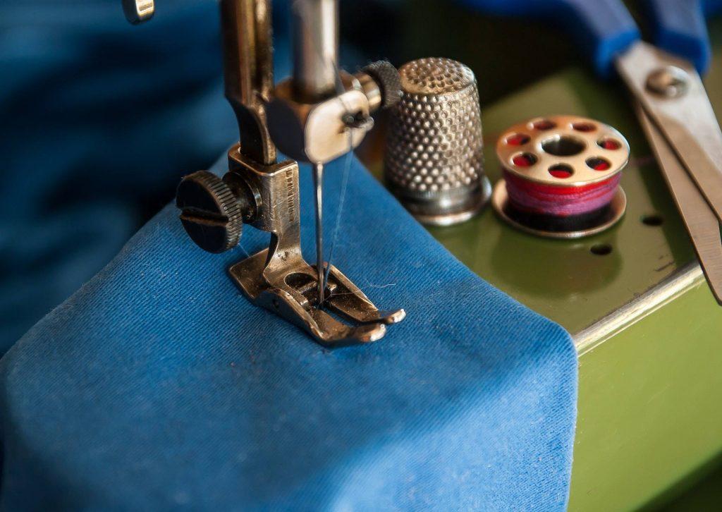 problemas en maquinas de coser