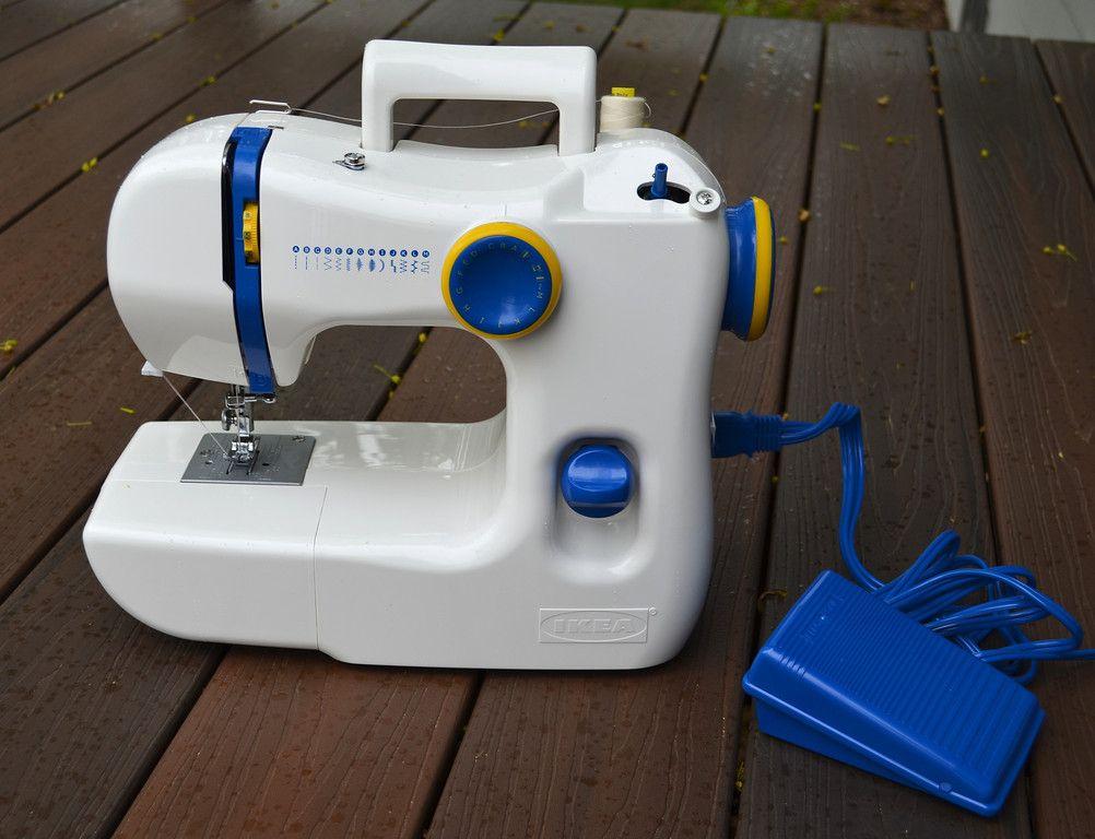 maquina coser ikea