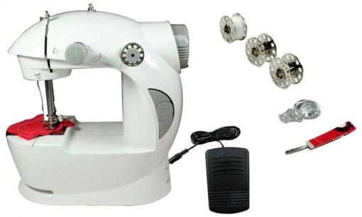 carrefour maquinas coser mano