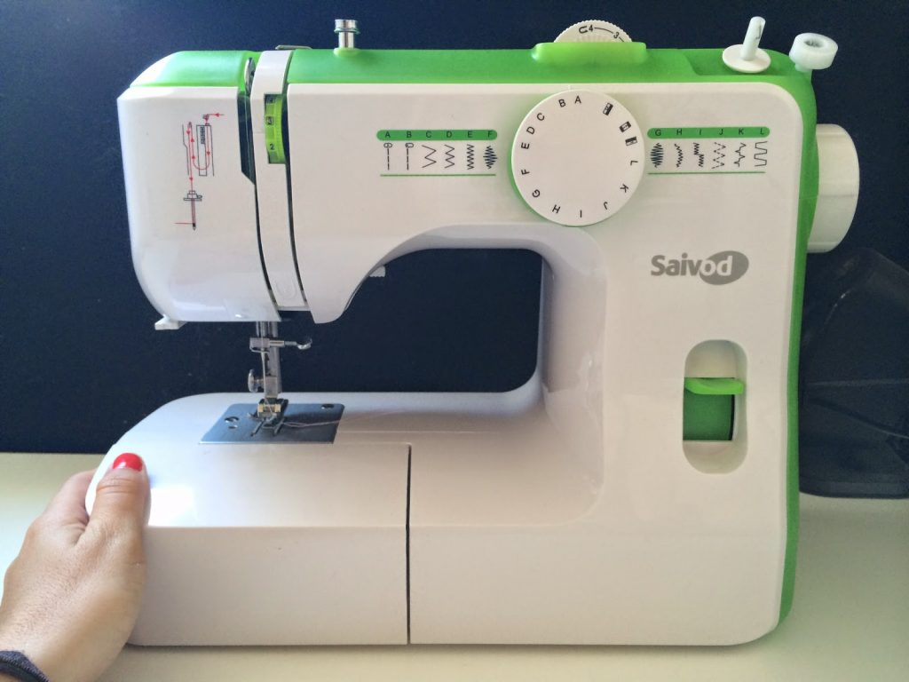 saivod maquina de coser