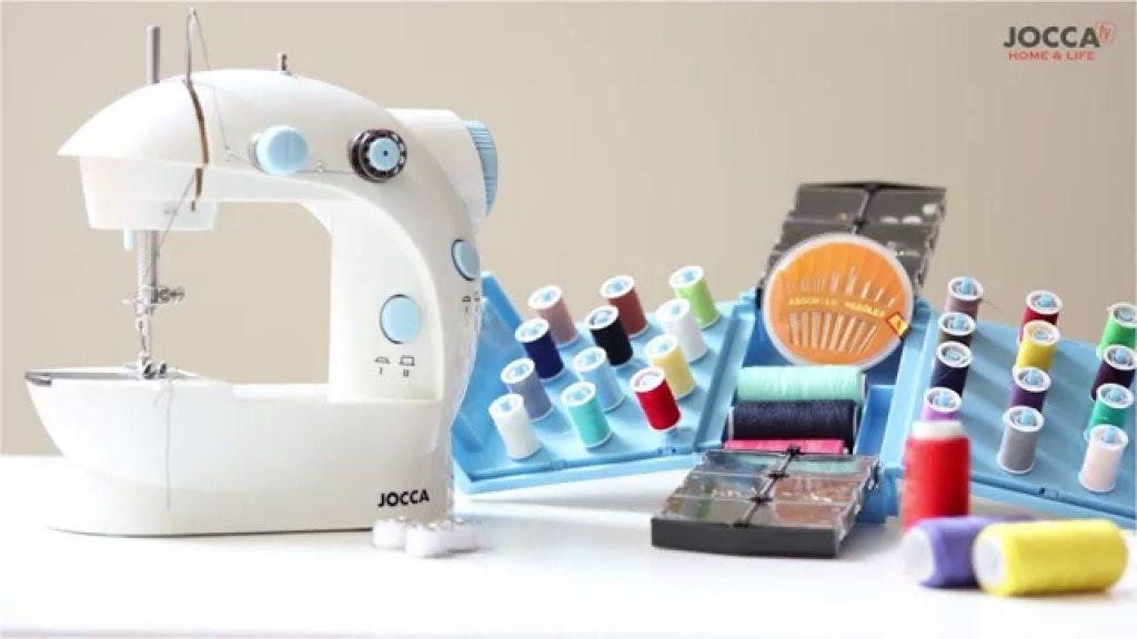 maquina de coser jocca