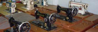 Máquina de coser segunda mano