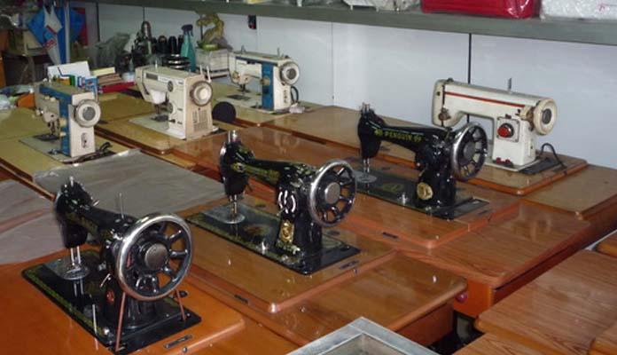 maquina de coser segunda mano