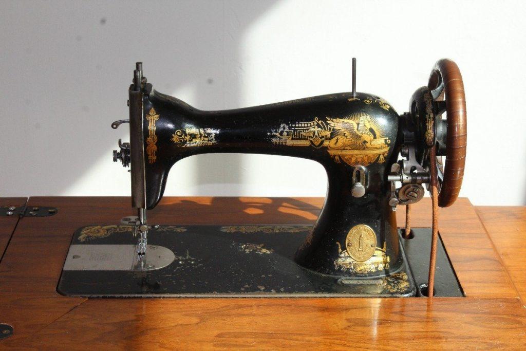 mejor maquina de coser antigua