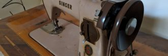 Máquina de coser barata