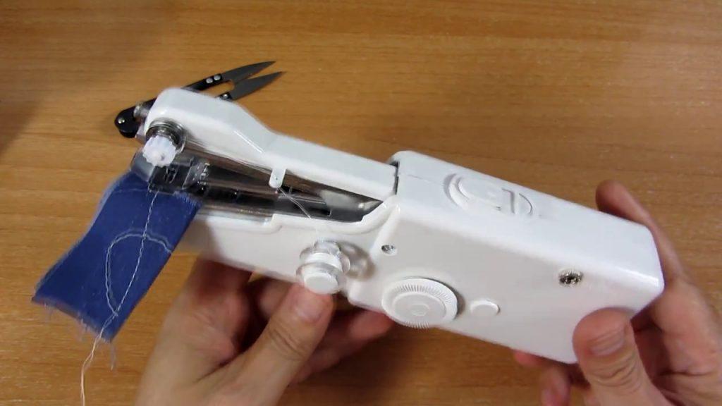 maquina de coser manual mini
