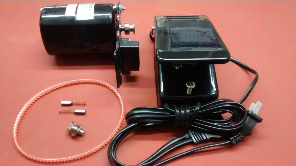 pedal maquina coser
