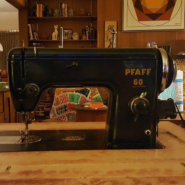 pfaff 60 maquina de coser