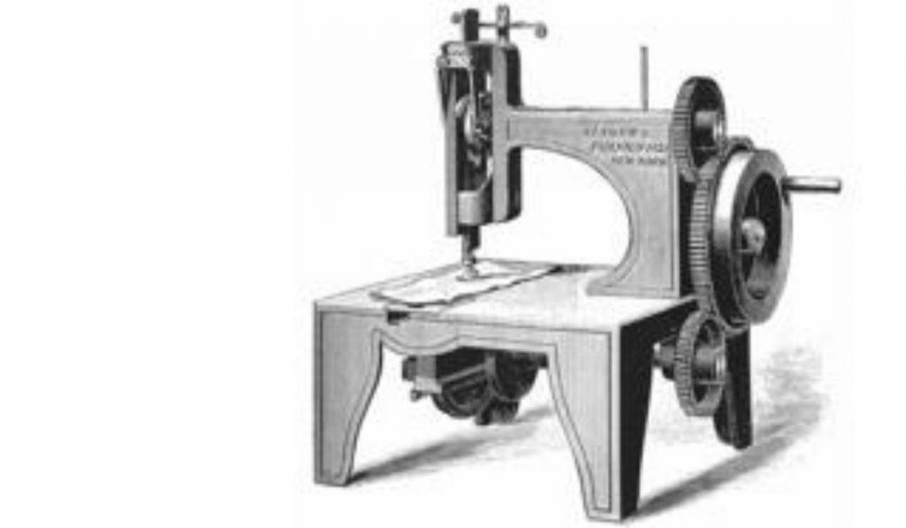 maquina singer primer modelo