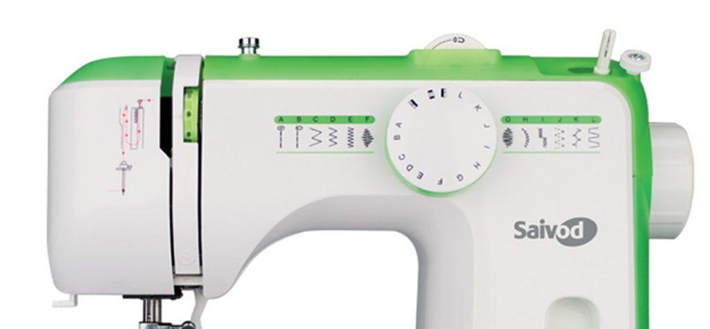 maquina de coser saivod