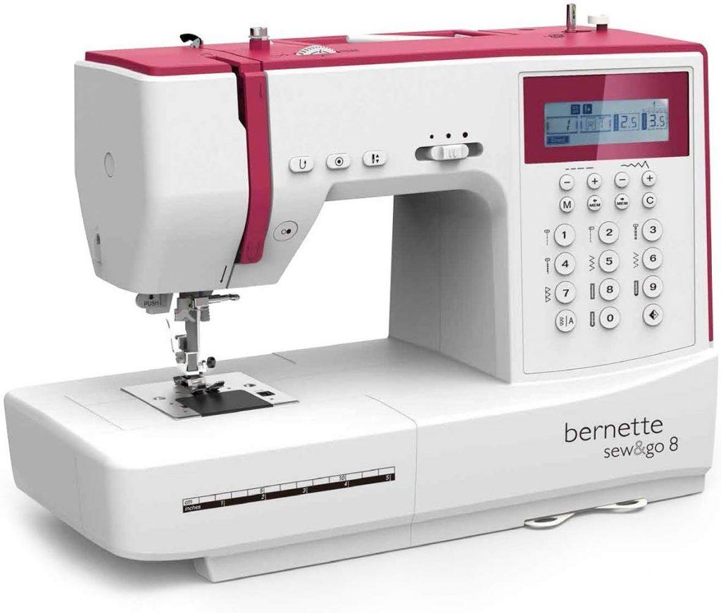 mejor maquina de coser domestica