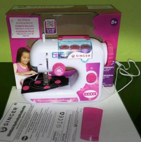 mejores maquinas de coser juguete