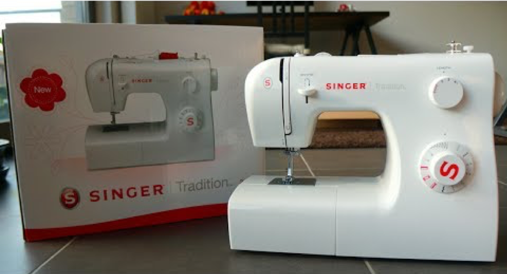 singer tradition 2250 maquina
