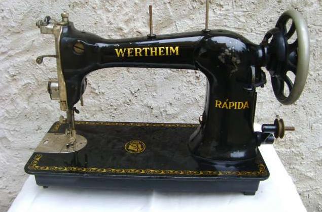 antigua wertheim