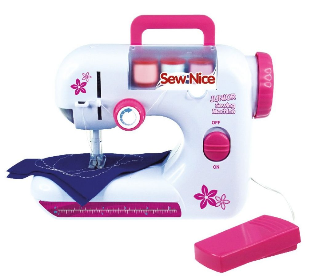 maquina de coser para niños